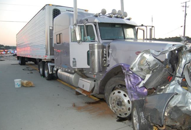 Trial-Truck Crash-NTSB report image-TW