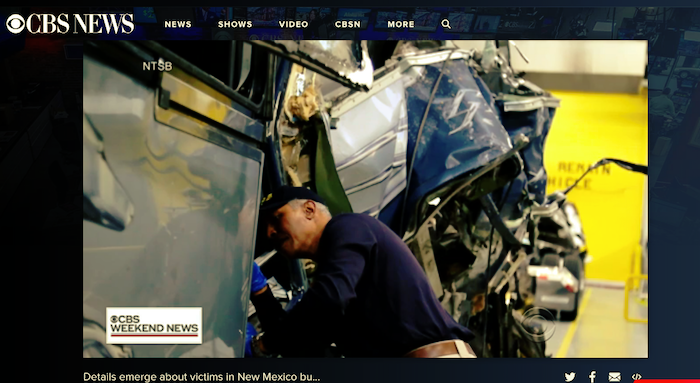 NTSB_Lawsuit filed in truck bus crash_Trucking Watchdog
