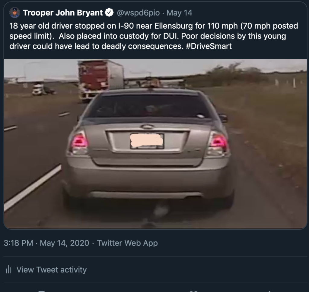 Washington-State-Patrol-Twitter-Speed-fatal-crash-rate